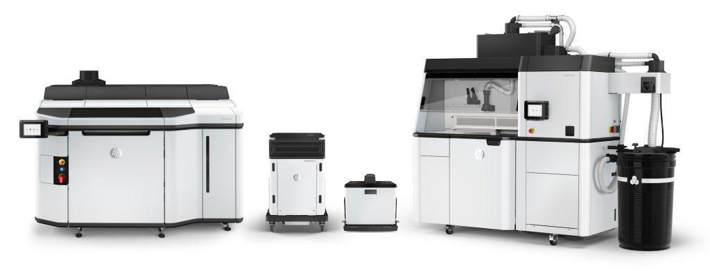 Jesteśmy gotowi na serwisowanie drukarek HP Jet Fusion 3D!