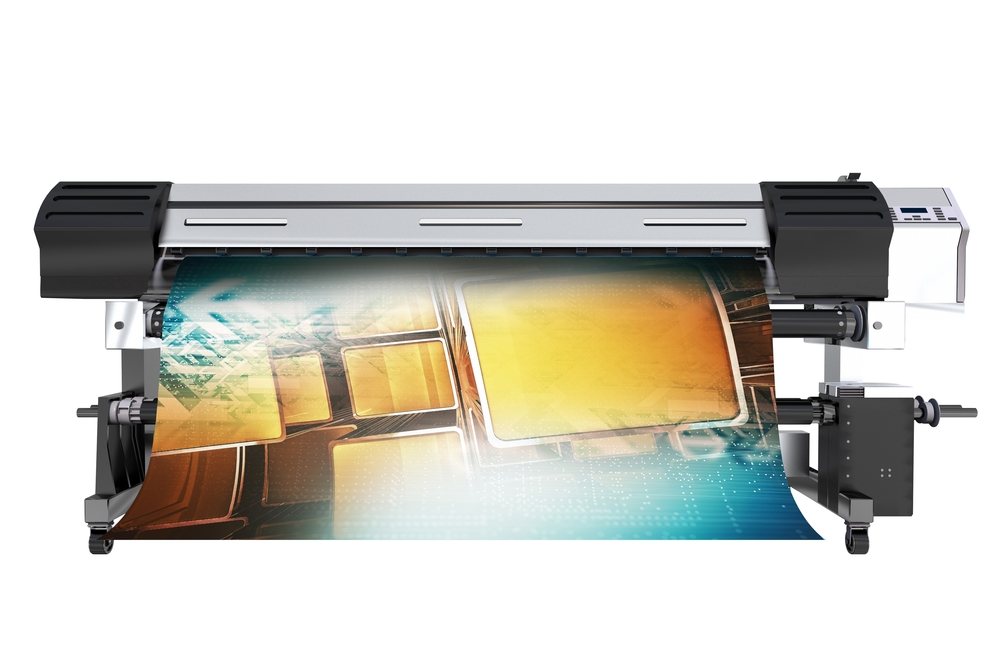 Uruchomiliśmy serwis drukarek solwentowych